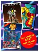 Image of Big Jimmy #1-3 SPECIAL DEAL!