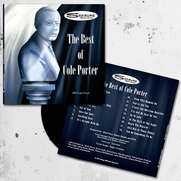 Image of Seeburg Music Library Cole Porter Limited Edition 180 Gram Vinyl LP - available in the U.S. only