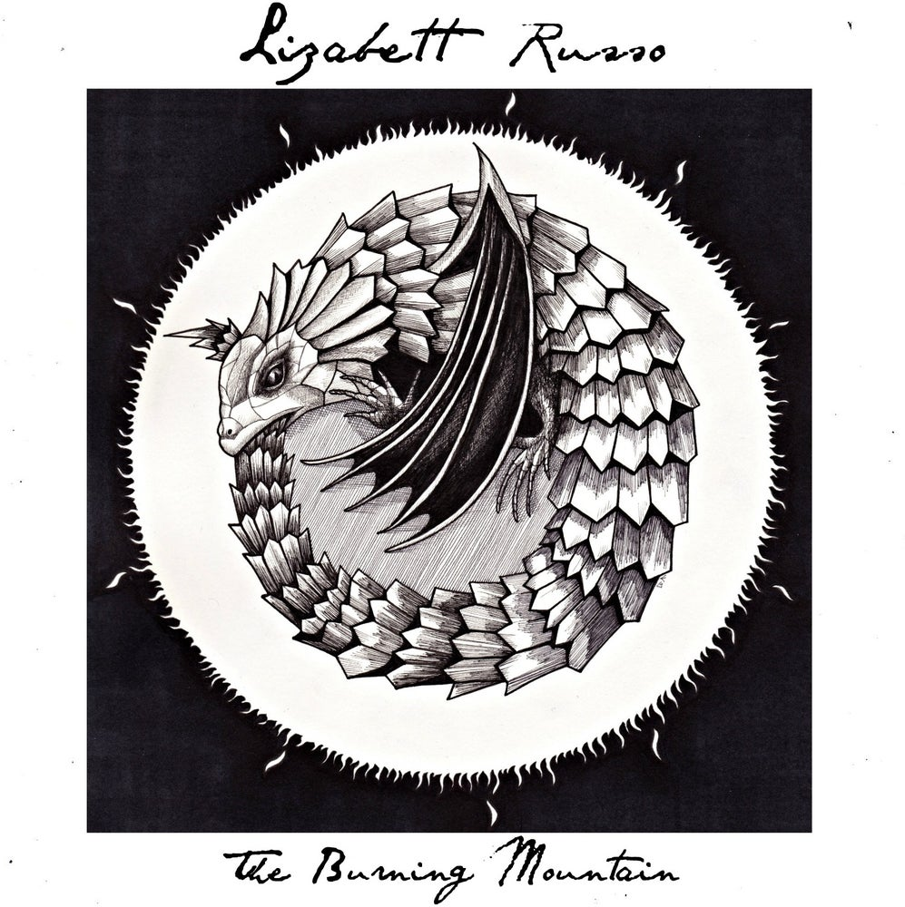 Image of Lizabett Russo - The Burning Mountain