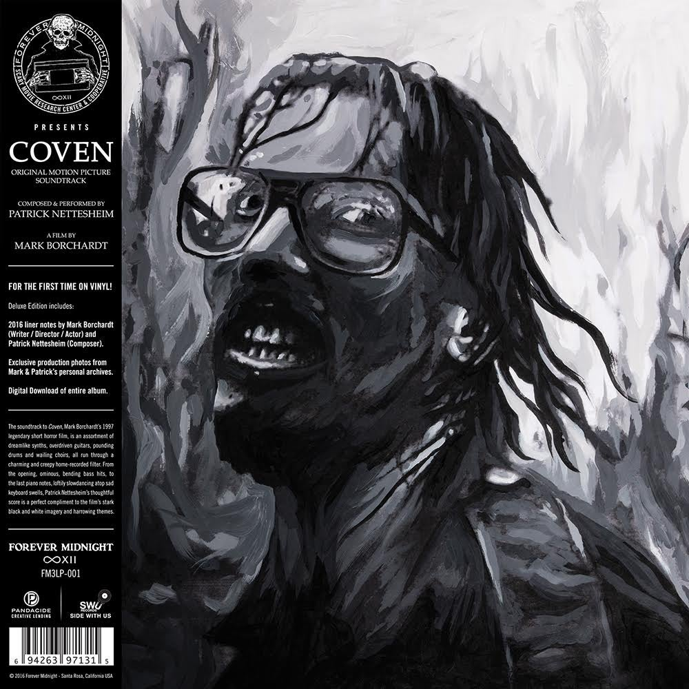 Image of COVEN - Original Motion Picture Soundtrack LP