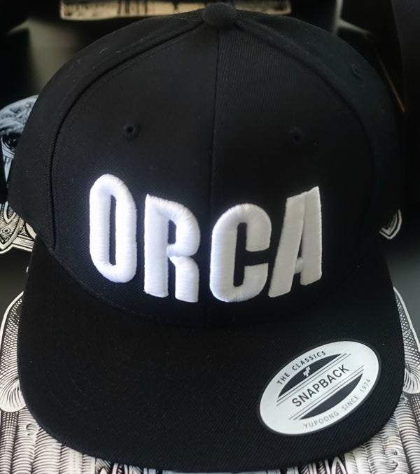 Image of Orca Snapback - (only 20 available!)