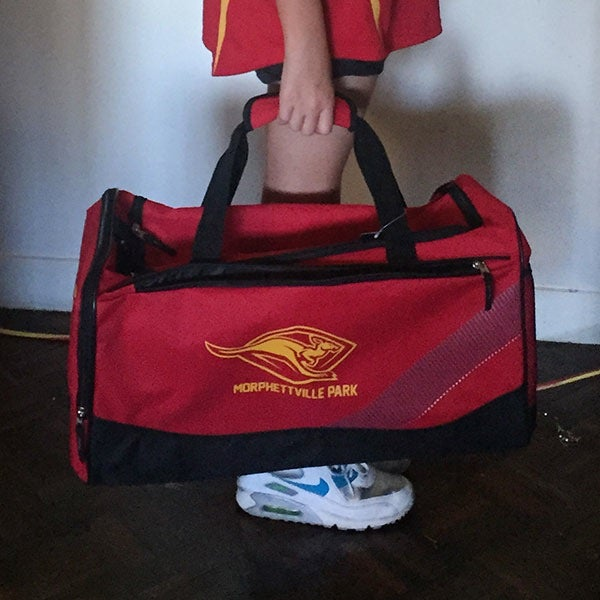 Image of Club Sports Bag - WITH NAME