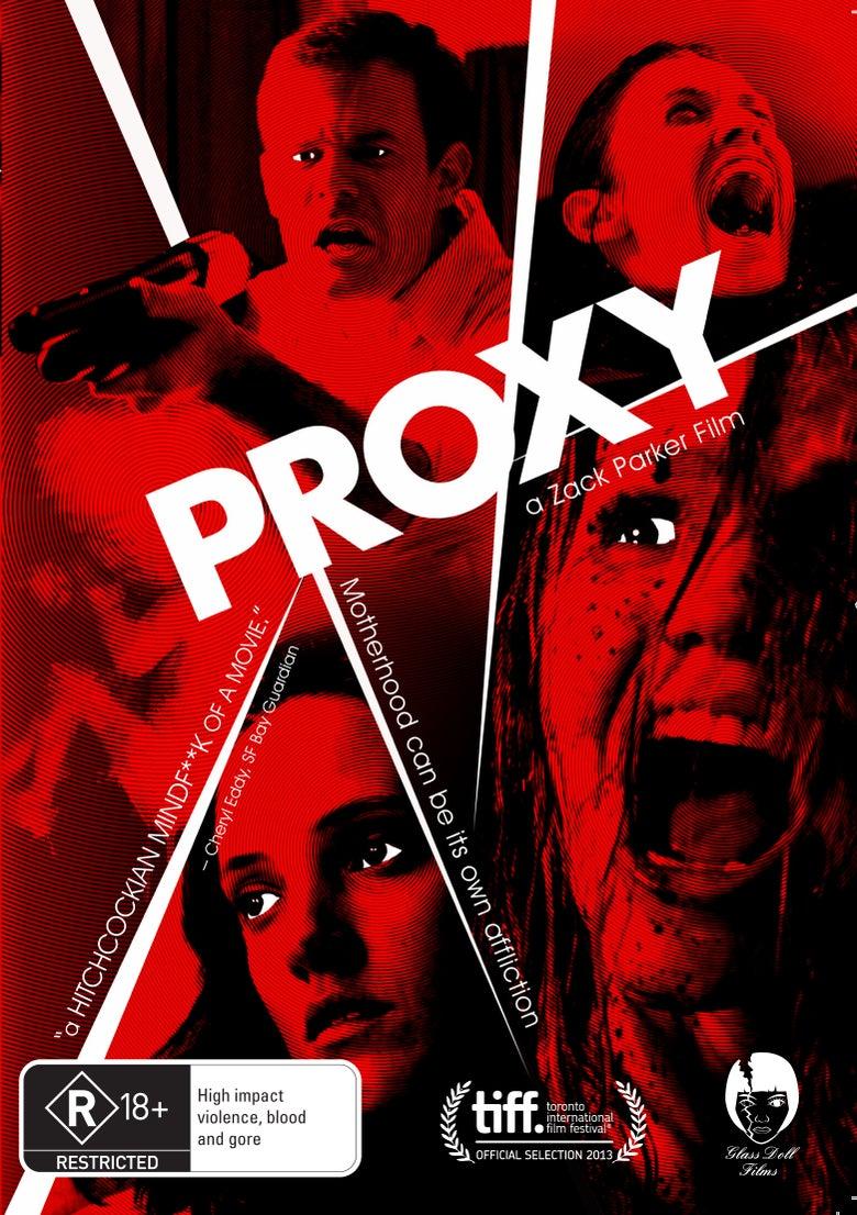 Image of Proxy (DVD) Region 4