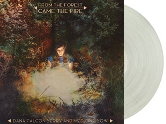 "Image of Dana Falconberry and Medicine Bow ""From the Forest Came the Fire"" LP + Download Card"