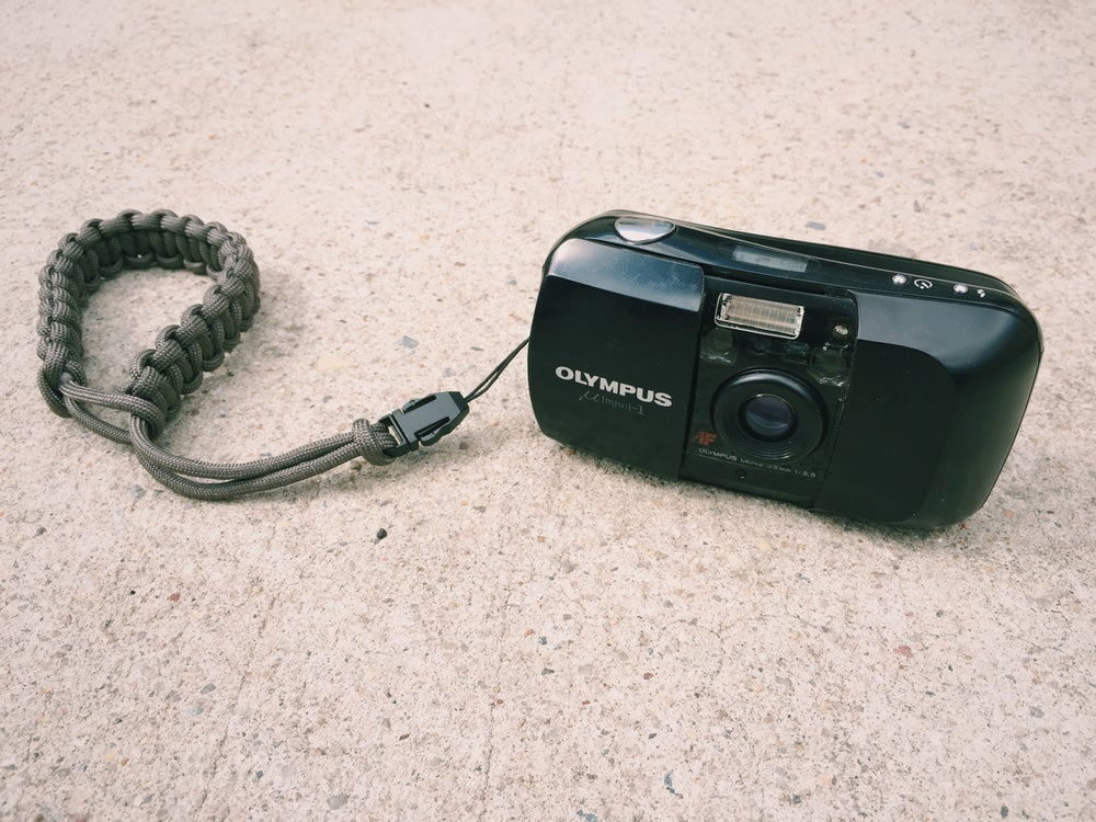 Image of Jessica Fae handmade camera straps!