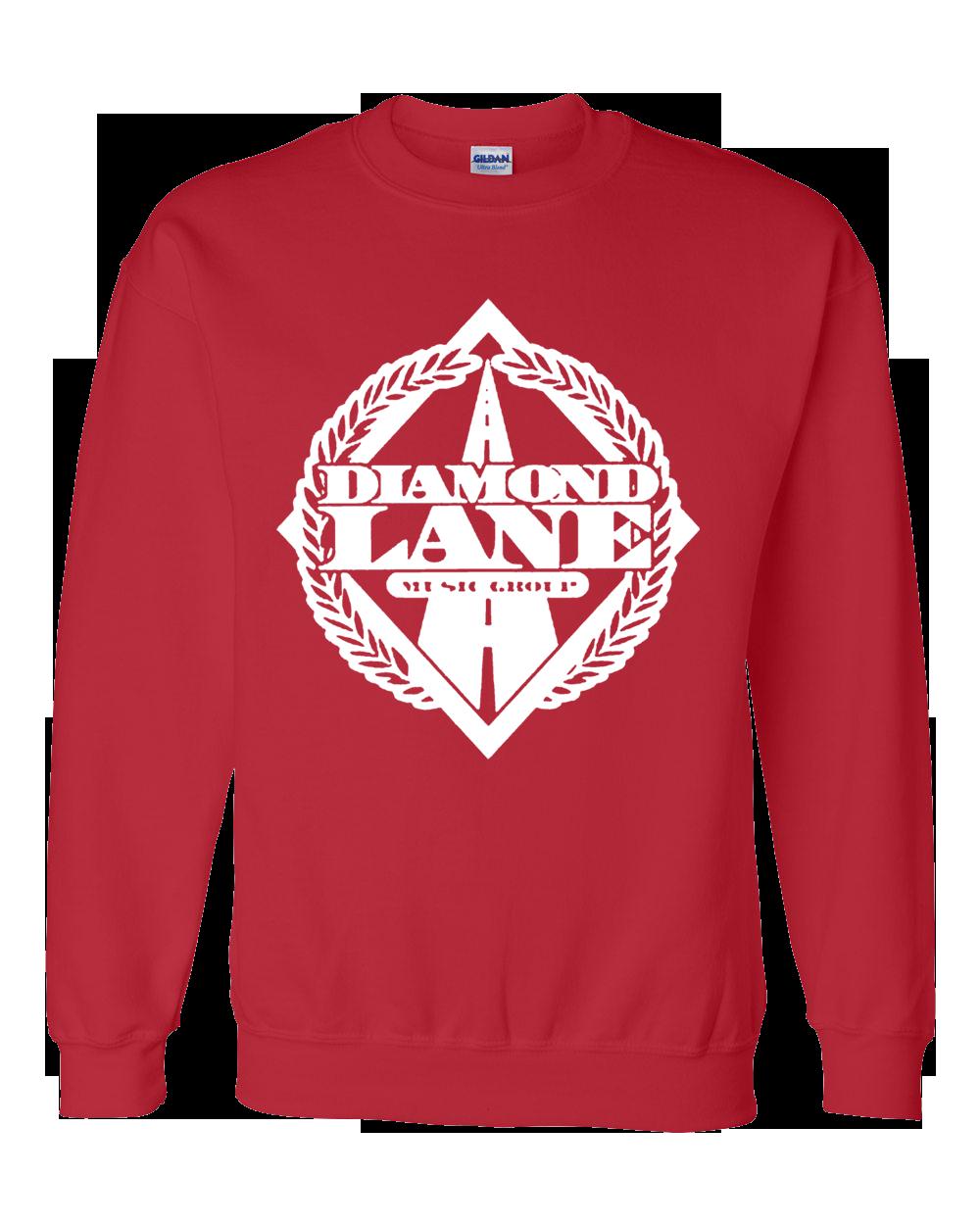 Image of Diamond Lane Crewneck Sweater-OG