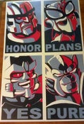 Image of HONOR/YES/PLANS/PURE combo pack!