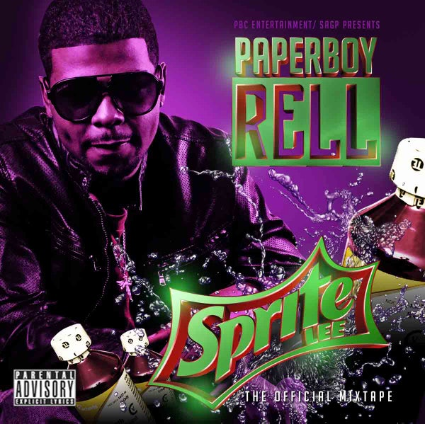 """Image of PaperBoy Rell """"Sprite Lee"""" Pre Order"""