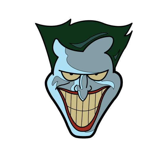 Image of Joker Fun House Pin (Variant)