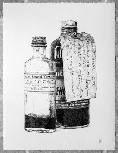 Image of Spirit Varnish - Limited Edition Print