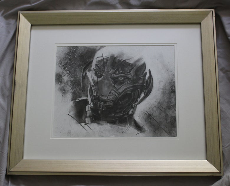 "Image of ""Ultron"" Original Artwork"