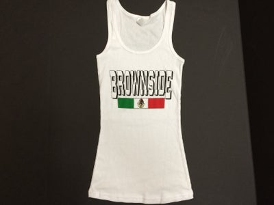 Image of Brownside girl's tank tops