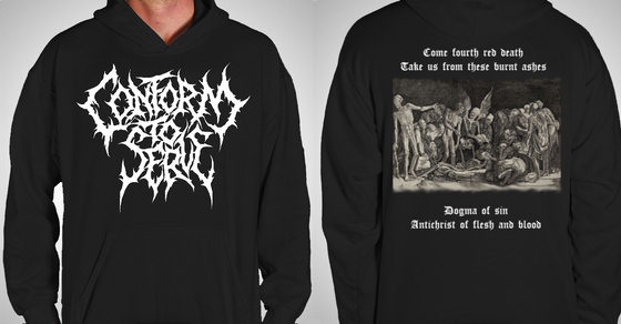 Image of Dogma of Sin Pullover Hoodie