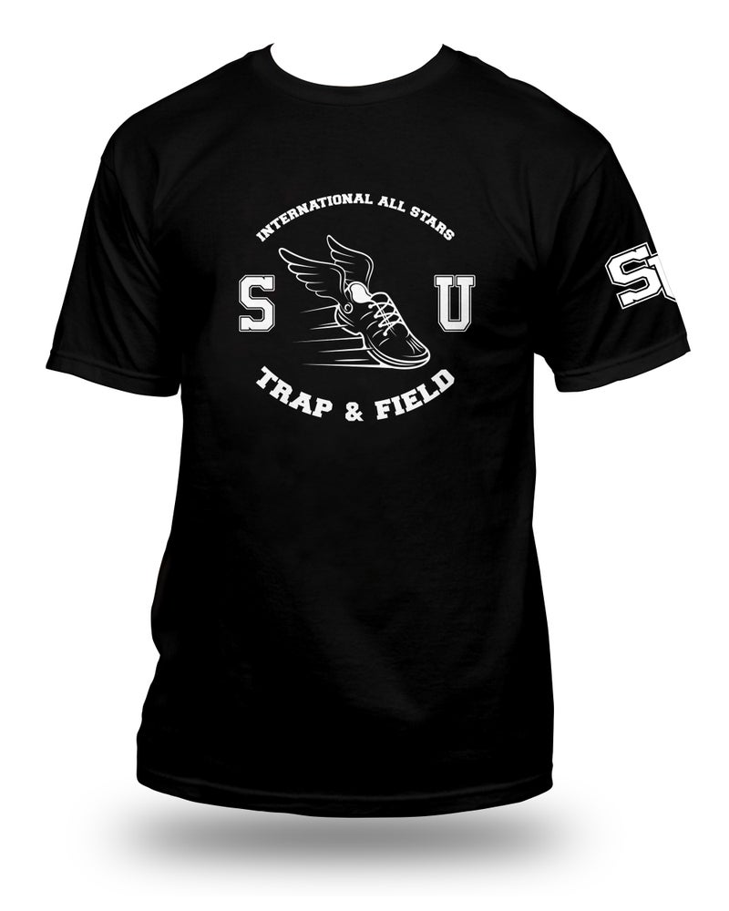 "Image of SMUGGLERS UNION ""TRAP & FIELD"" (T-Shirt) *3 Color Options"