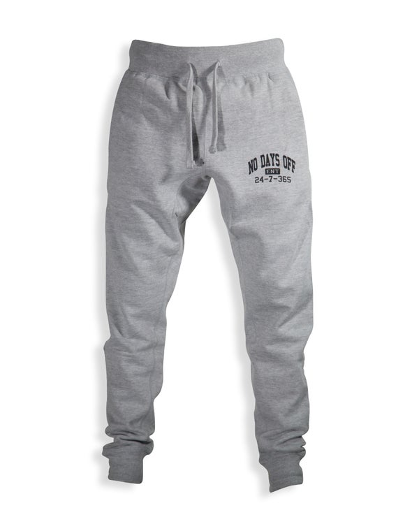 "Image of ""NO DAYS OFF ENT"" (Joggers) *2 Color Options"