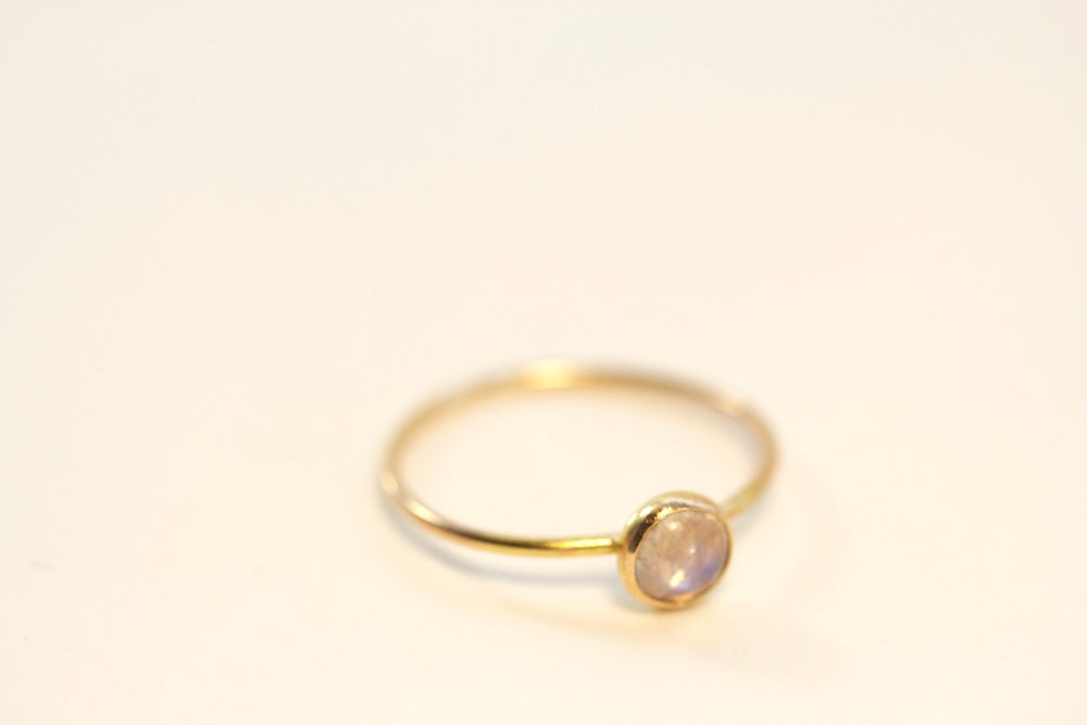 Image of Moonstone Ring