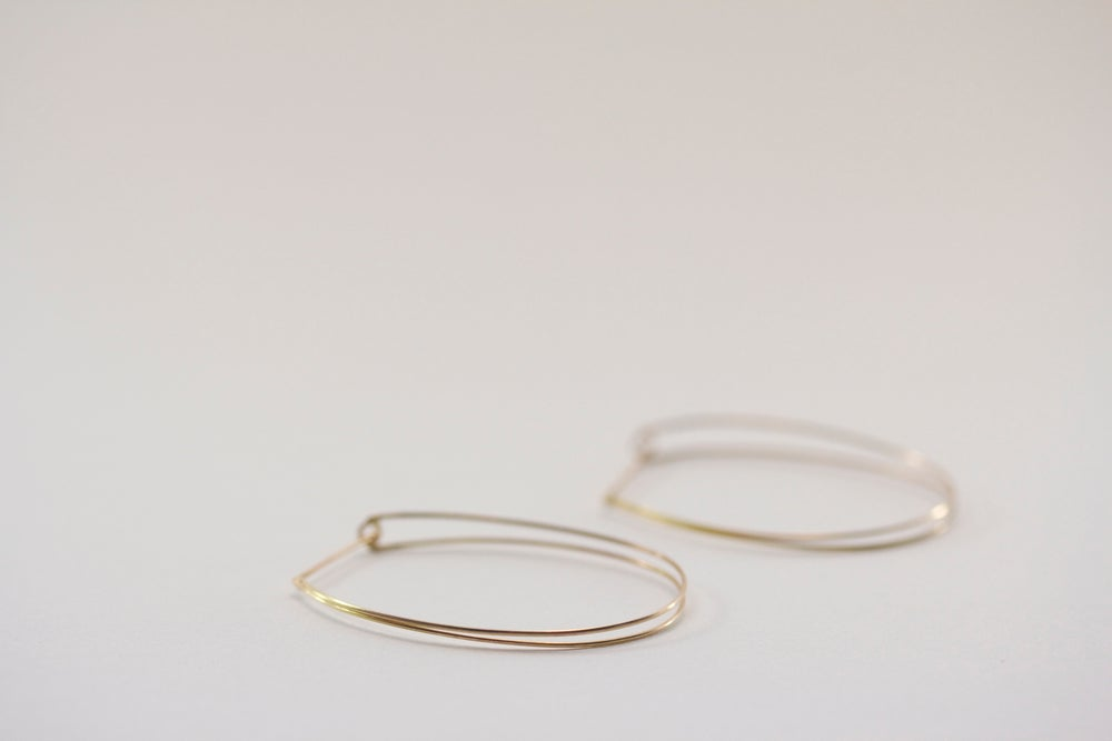 Image of Pine Needle Hoops