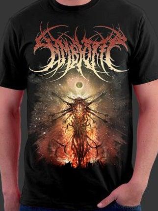 Image of Symbiotic Full Color T-Shirt (EP album art)