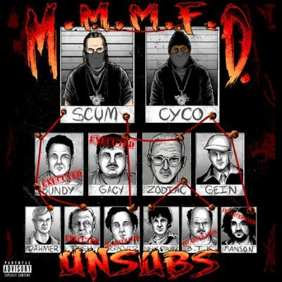 Image of M.M.M.F.D. -- UNSUBS