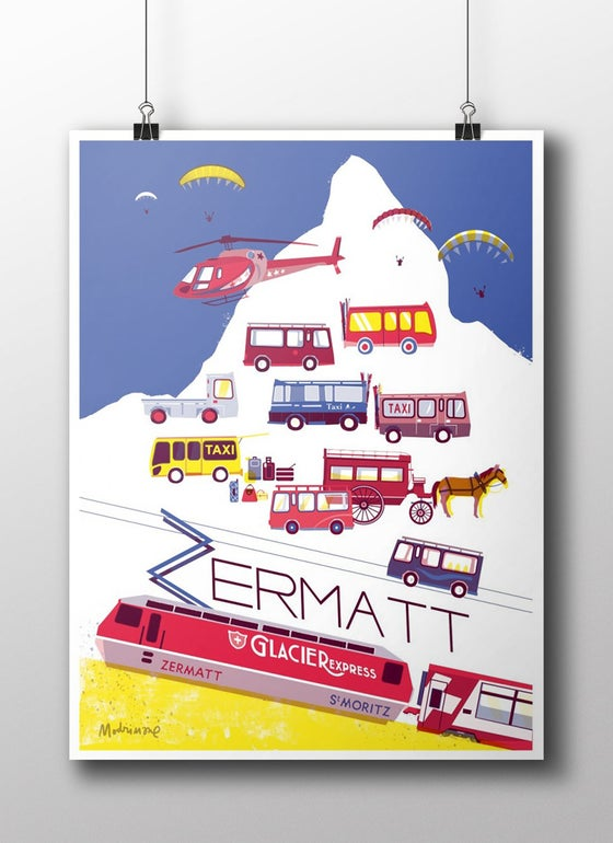 Image of Zermatt Transports
