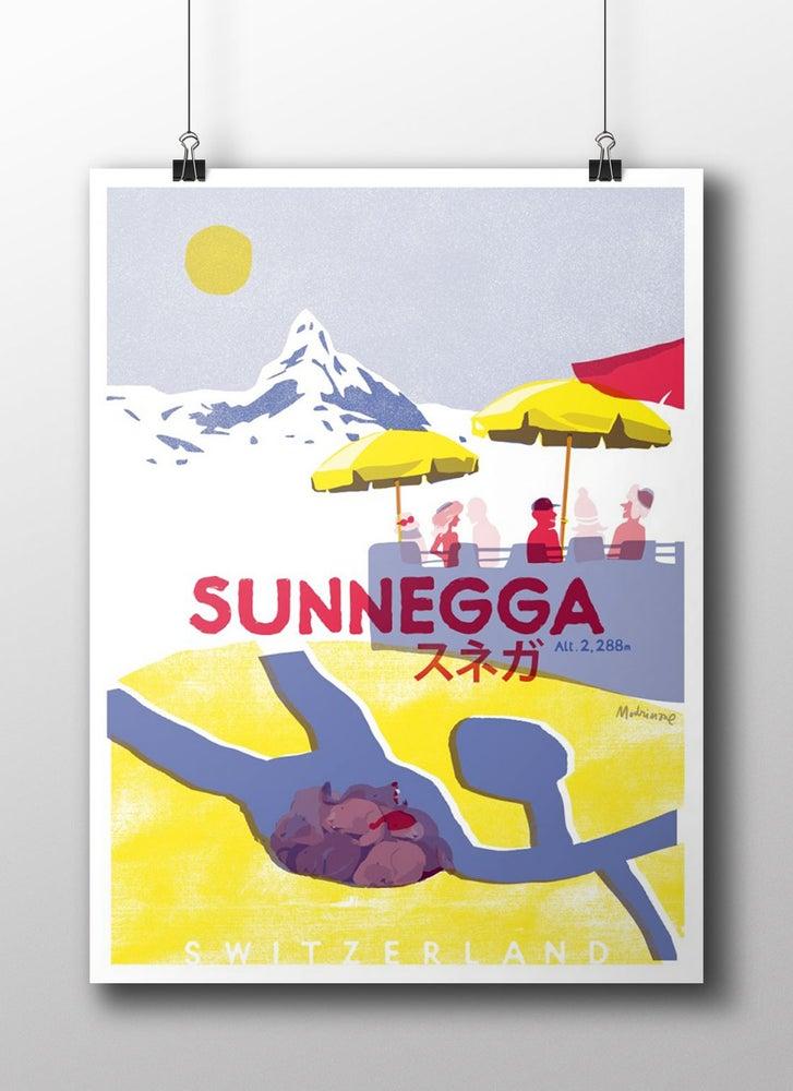 Image of Sunnegga