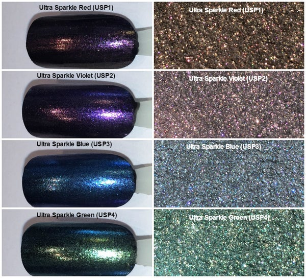 "Image of Sparks ""Ultra Sparkle"" Pigment </p> 8 Colors Available"