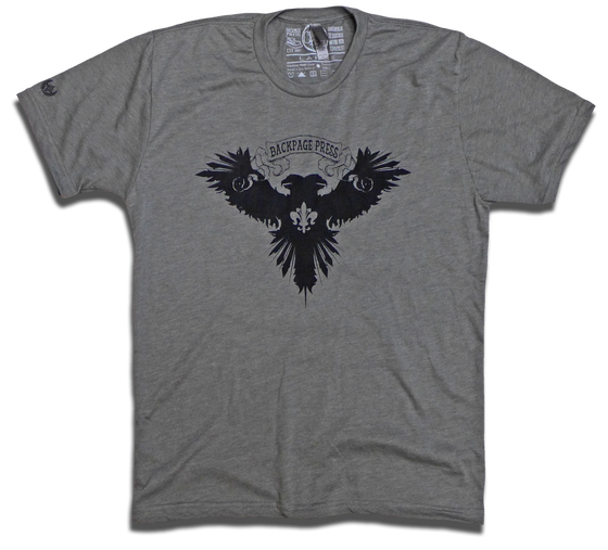 "Image of ""Polish Eagle"" tee by Backpage Press"