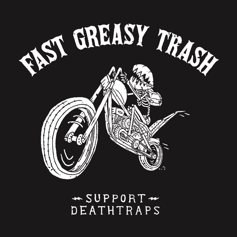 Image of Fast Greasy Trash
