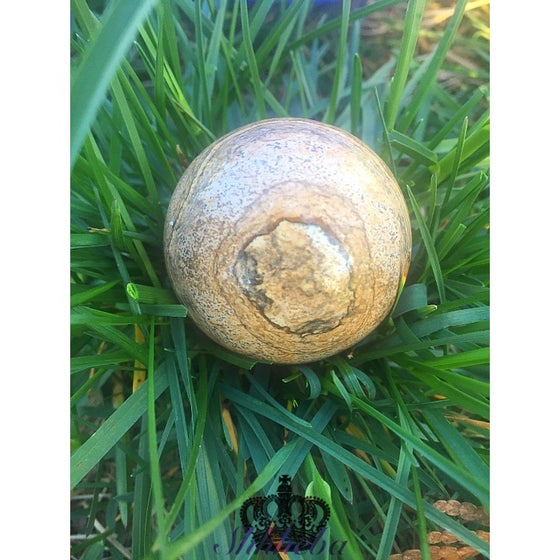 Image of Picture Jasper Sphere