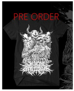 Image of DEFLESHMENT SHIRT PRE-ORDER