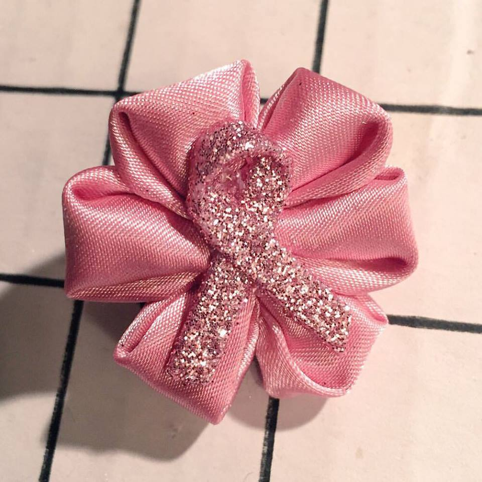 Image of Breast Cancer Awareness Lapels4ACause