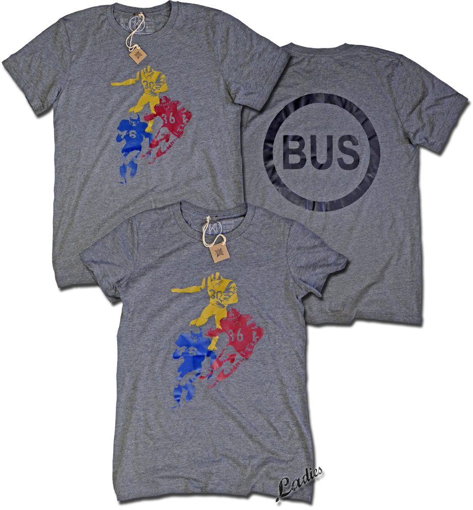 "Image of ""...Last Stop Canton"" Jerome ""The Bus"" Bettis tee"
