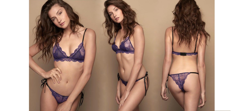 Image of Violet Temptation Bra