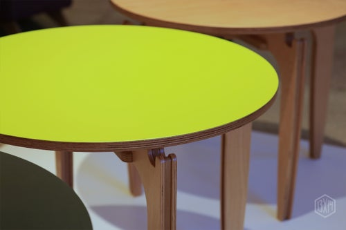 Image of Bistrot M60 round table