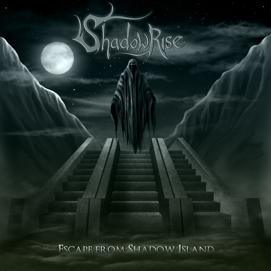 """Image of EP """"Escape from Shadow Island"""""""
