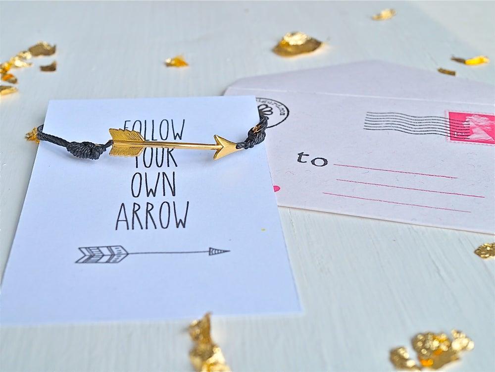 Image of Arrow bracelet