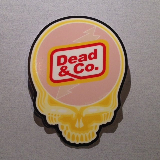 Image of Dead And Company - Mayer Sticker