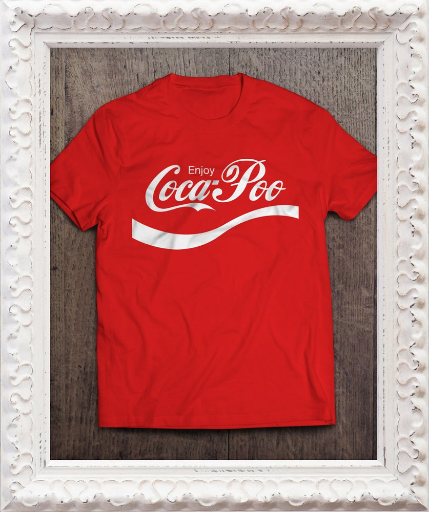 Image of 'Coca-poo' Tee