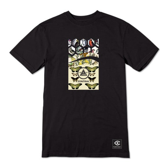 Image of Nature Tee in Black