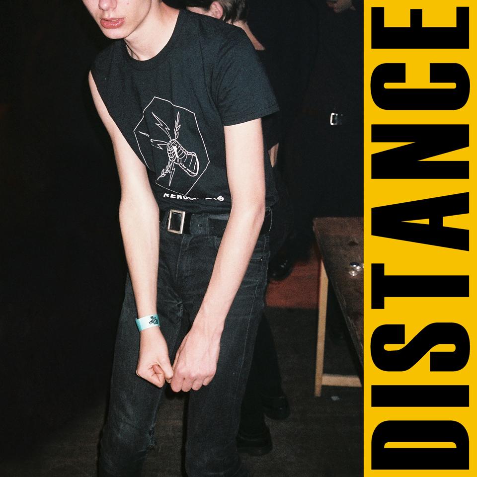 "Image of RENDEZ-VOUS - Distance 12"" EP"