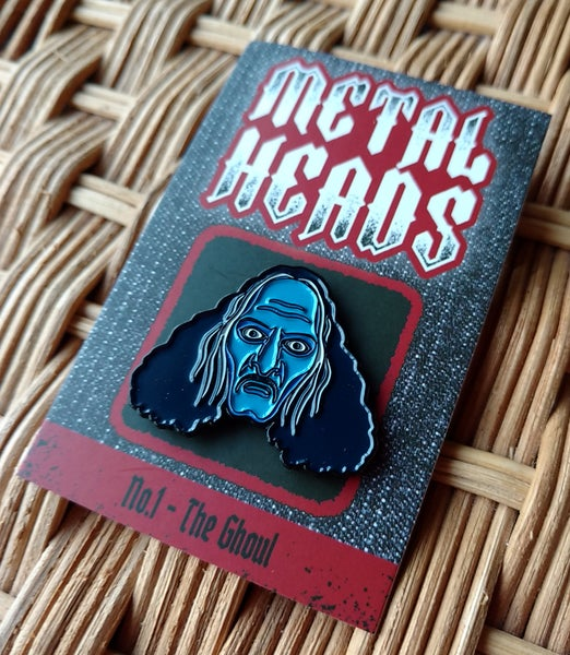 Image of The Ghoul - Enamel Pin Badge
