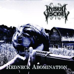 Image of HYBRID VISCERY Redneck Abomination CD