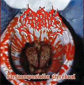 """Image of KABAK """"Descomposicion Cerebral""""  CD"""