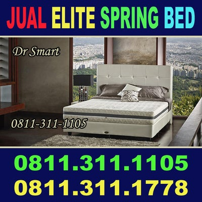 Image of Distributor Elite Spring Bed Surabaya 0811.311.1778