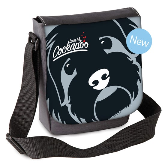 Image of Big Face Mini Shoulder Bag - NEW!