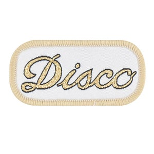 Image of Disco Mini Patch