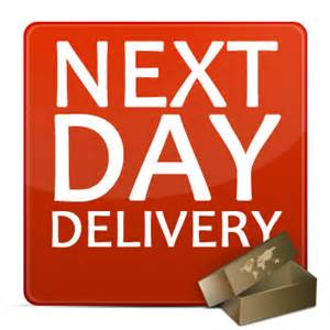 Image of Express Shipping Next Day