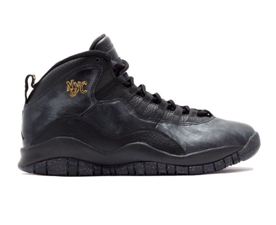 Image of Jordan 10 - NYC City Pack