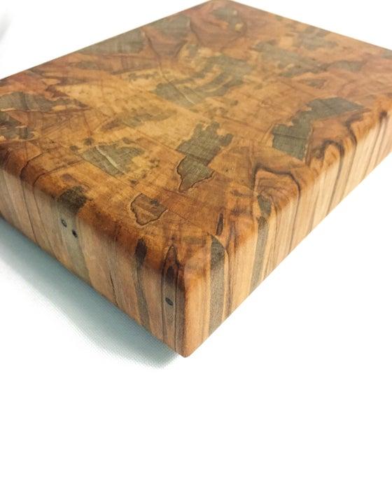 Image of Ambrosia Maple End Grain Lime Board