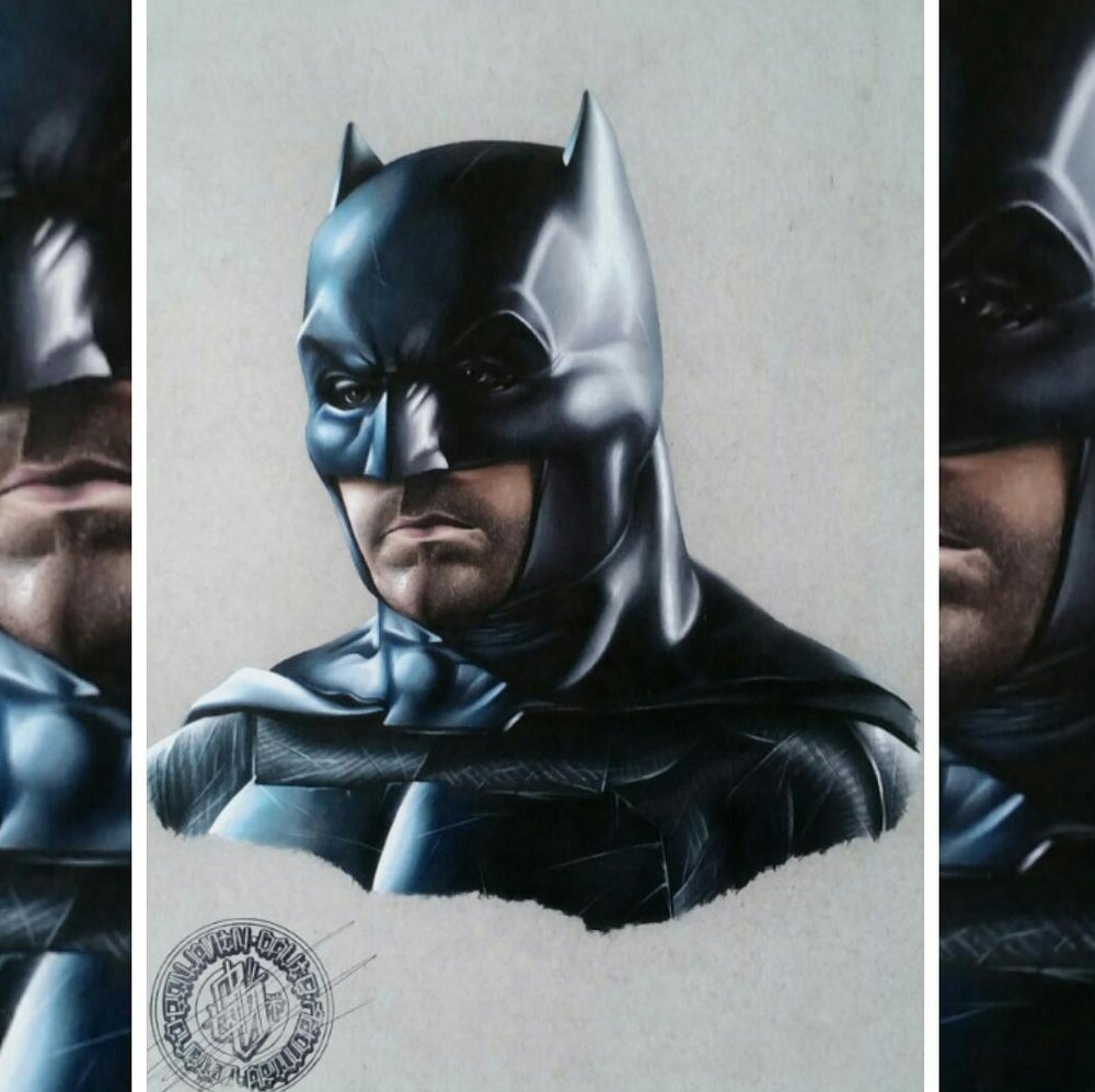 Image of Limited edition Batman